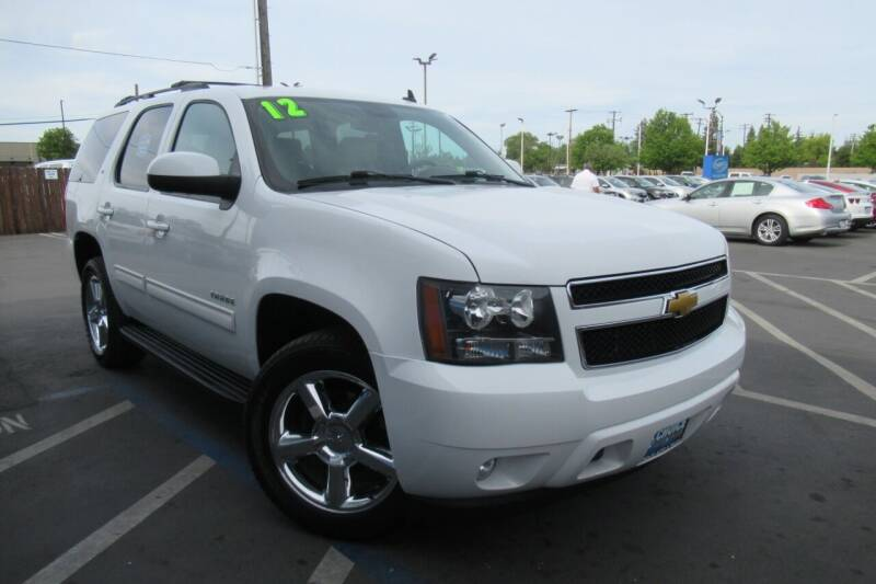 2012 Chevrolet Tahoe for sale at Choice Auto & Truck in Sacramento CA