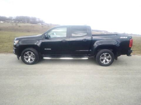 2015 Chevrolet Colorado for sale at JJ's Automotive - Regular Inventory in Mt.Pleasant PA