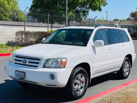 2007 Toyota Highlander for sale at United Star Motors in Sacramento CA