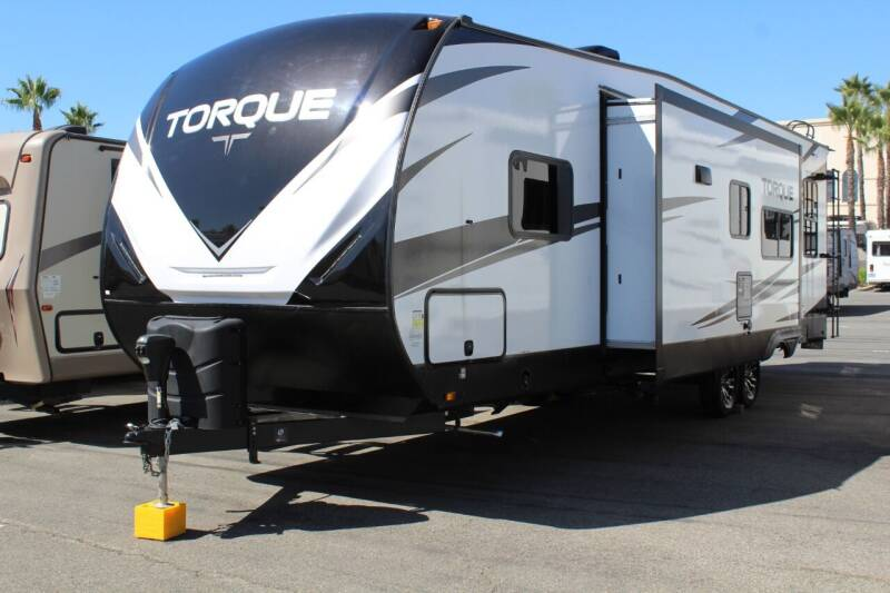 2021 Heartland Torque Extreme 333 for sale at Rancho Santa Margarita RV in Rancho Santa Margarita CA