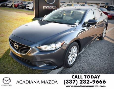 2014 Mazda MAZDA6 for sale at Acadiana Automotive Group in Lafayette LA