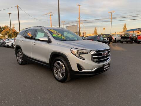 2019 GMC Terrain for sale at 5 Star Auto Sales in Modesto CA