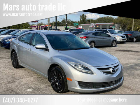2013 Mazda MAZDA6 for sale at Mars auto trade llc in Kissimmee FL