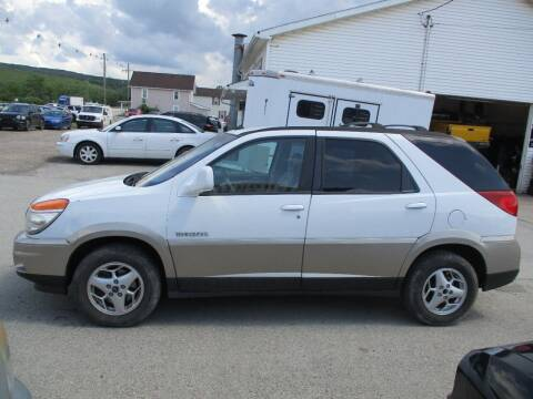2003 Buick Rendezvous for sale at ROUTE 119 AUTO SALES & SVC in Homer City PA