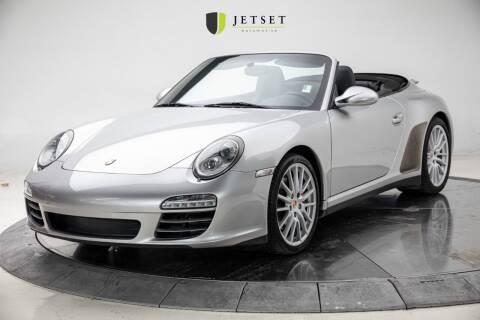 2009 Porsche 911 for sale at Jetset Automotive in Cedar Rapids IA