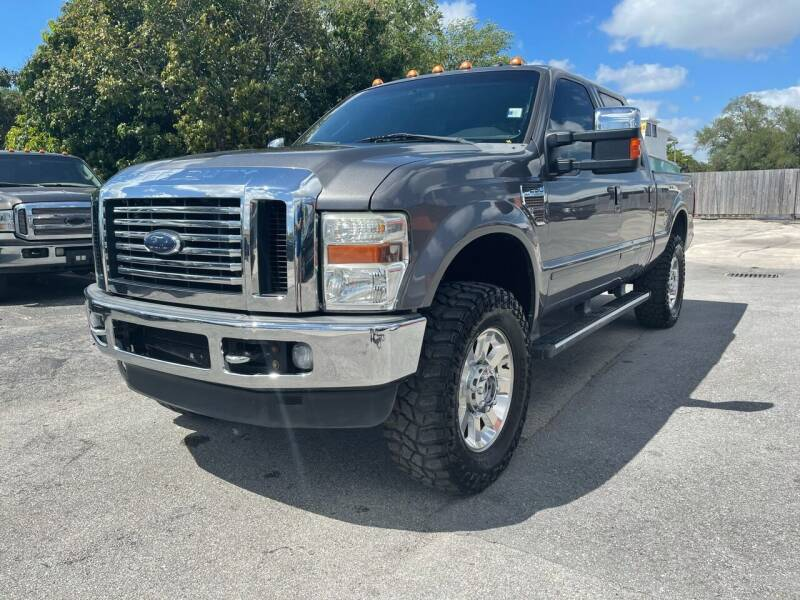 2010 Ford F-250 Super Duty for sale at Truck Depot in Miami FL