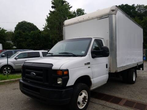 2016 Ford E-Series Chassis for sale at AMA Auto Sales LLC in Ringwood NJ