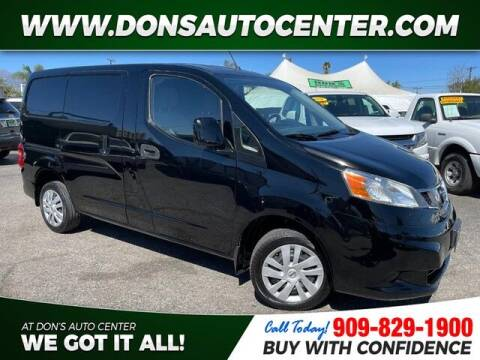 2017 Nissan NV200 for sale at Dons Auto Center in Fontana CA