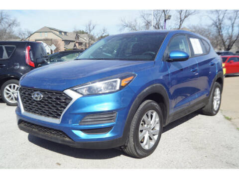 2019 Hyundai Tucson for sale at Watson Auto Group in Fort Worth TX