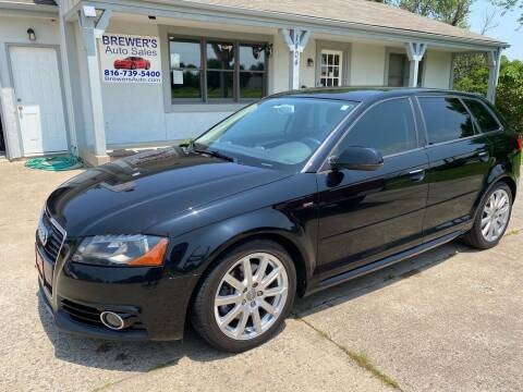 2011 Audi A3 for sale at Brewer's Auto Sales in Greenwood MO
