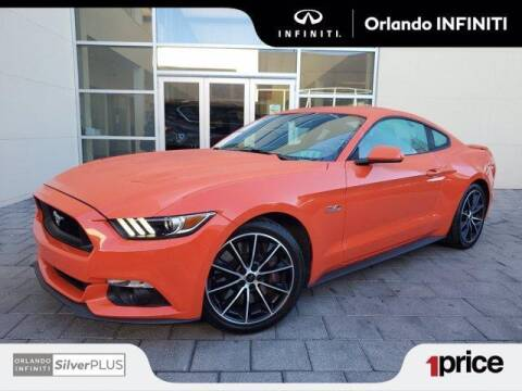 2016 Ford Mustang for sale at Orlando Infiniti in Orlando FL