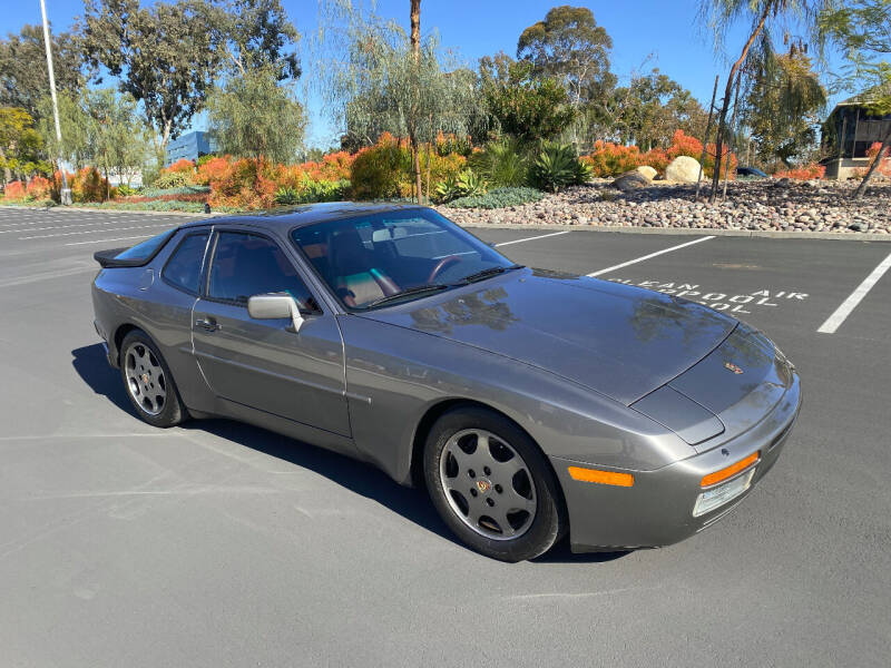 1988 Porsche 944 for sale at CAS in San Diego CA