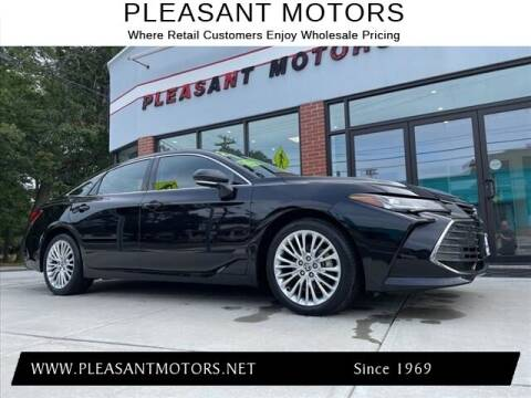 2021 Toyota Avalon for sale at Pleasant Motors in New Bedford MA