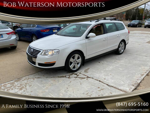2008 Volkswagen Passat for sale at Bob Waterson Motorsports in South Elgin IL