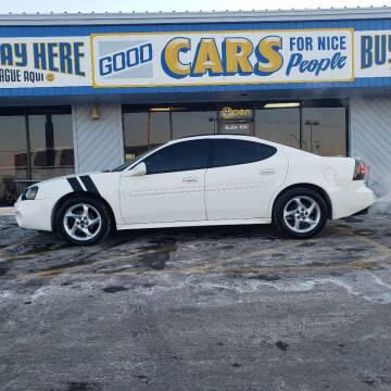2004 Pontiac Grand Prix for sale at Good Cars 4 Nice People in Omaha NE