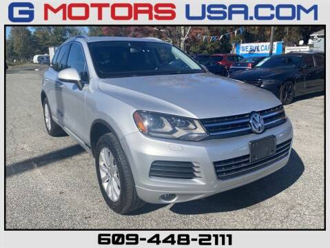 2011 Volkswagen Touareg for sale at G Motors in Monroe NJ