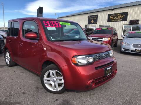 2012 Nissan cube for sale at BELOW BOOK AUTO SALES in Idaho Falls ID
