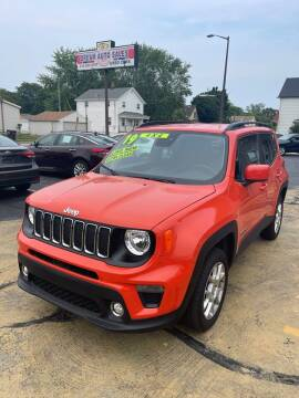2019 Jeep Renegade for sale at Dream Auto Sales in South Milwaukee WI