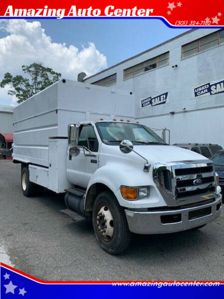 2004 Ford F-650 for sale at Amazing Auto Center in Capitol Heights MD