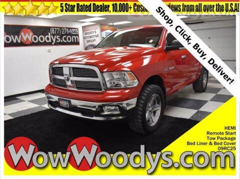 2009 Dodge Ram Pickup 1500 for sale at WOODY'S AUTOMOTIVE GROUP in Chillicothe MO