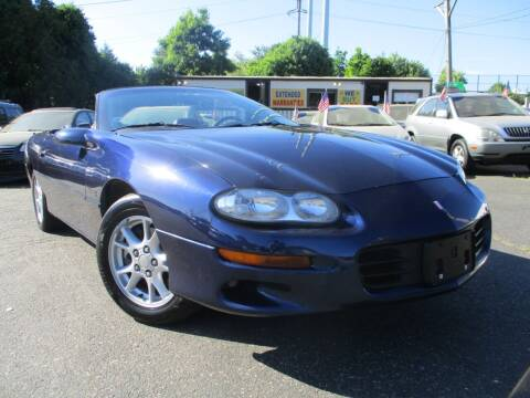 2001 Chevrolet Camaro for sale at Unlimited Auto Sales Inc. in Mount Sinai NY