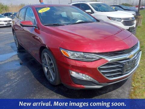 2020 Chevrolet Malibu for sale at East Syracuse Performance Sales & Service in Syracuse NY
