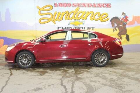 2011 Buick LaCrosse for sale at Sundance Chevrolet in Grand Ledge MI