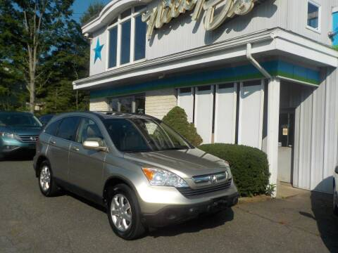 2007 Honda CR-V for sale at Nicky D's in Easthampton MA