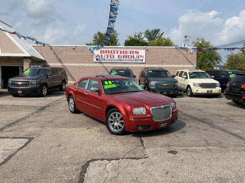 2008 Chrysler 300 for sale at Brothers Auto Group in Youngstown OH