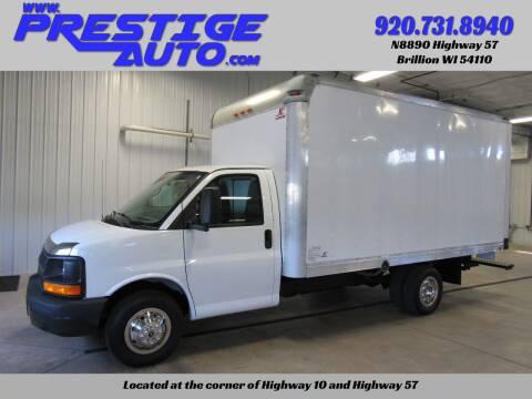 2014 Chevrolet Express Cargo for sale at Prestige Auto Sales in Brillion WI