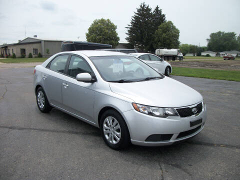 2011 Kia Forte for sale at USED CAR FACTORY in Janesville WI