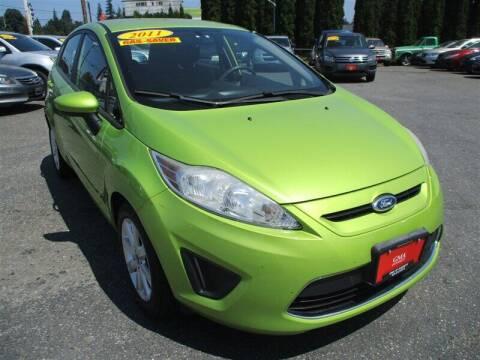 2011 Ford Fiesta for sale at GMA Of Everett in Everett WA