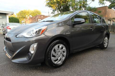 2015 Toyota Prius c for sale at AA Discount Auto Sales in Bergenfield NJ