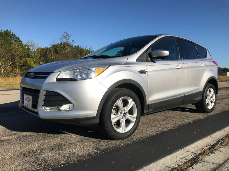2015 Ford Escape for sale at Crawley Motor Co in Parsons TN