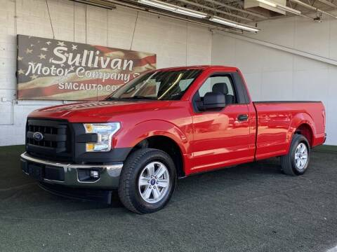 2017 Ford F-150 for sale at TrucksForWork.net in Mesa AZ
