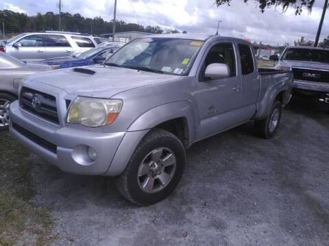 2008 Toyota Tacoma for sale at Florida Auto & Truck Exchange in Bradenton FL