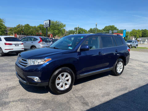 2011 Toyota Highlander for sale at BWK of Columbia in Columbia SC