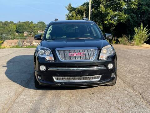 2012 GMC Acadia for sale at Car ConneXion Inc in Knoxville TN