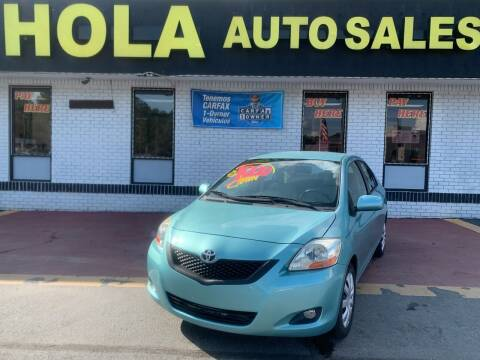 2009 Toyota Yaris for sale at HOLA AUTO SALES CHAMBLEE- BUY HERE PAY HERE - in Atlanta GA