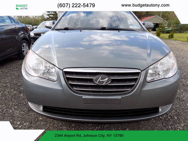 2009 Hyundai Elantra for sale in Johnson City, NY