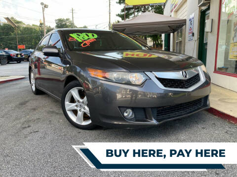 2010 Acura TSX for sale at Automan Auto Sales, LLC in Norcross GA