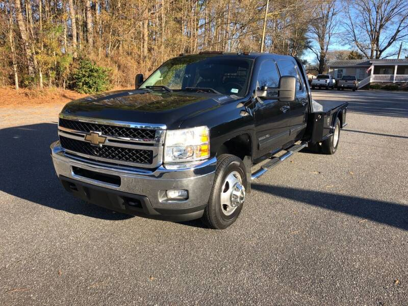 2011 Chevrolet Silverado 3500HD for sale at Dorsey Auto Sales in Anderson SC