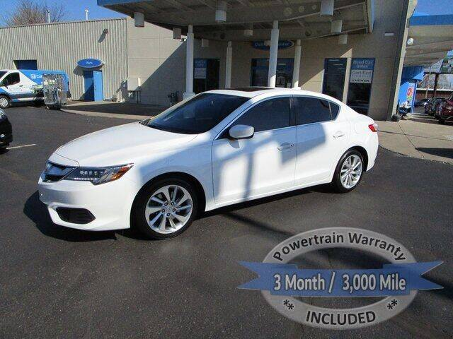 2016 Acura ILX for sale in Wooster, OH