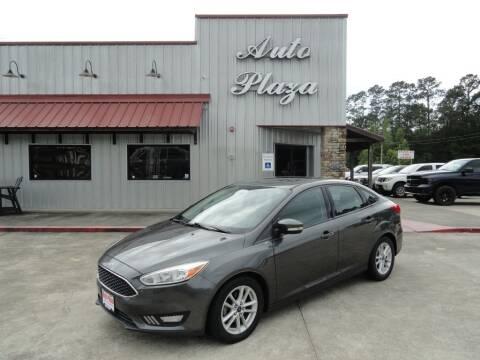 2015 Ford Focus for sale at Grantz Auto Plaza LLC in Lumberton TX