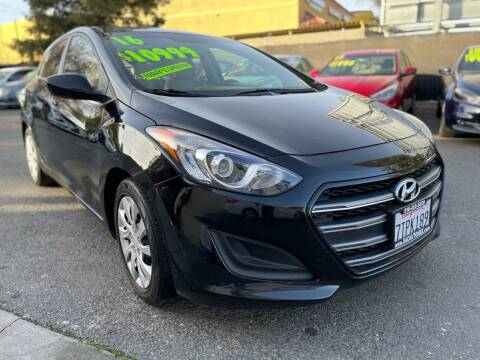 2016 Hyundai Elantra GT for sale at AUTOMEX in Sacramento CA