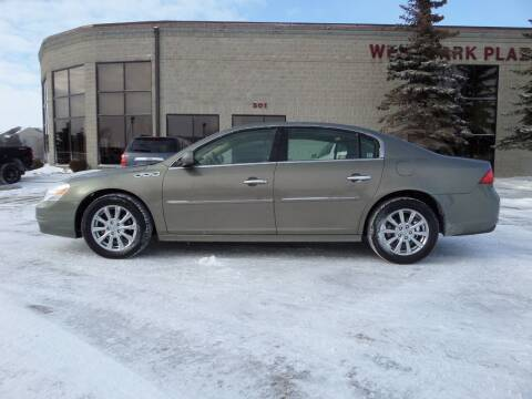 2011 Buick Lucerne for sale at Elite Motors in Fargo ND