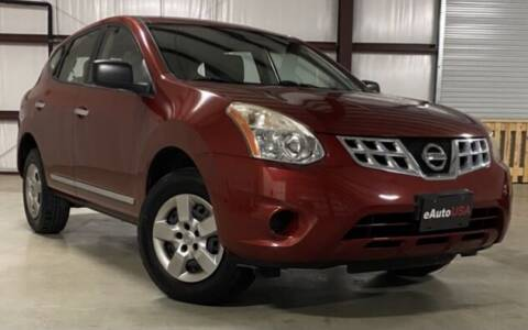 2013 Nissan Rogue for sale at eAuto USA in New Braunfels TX