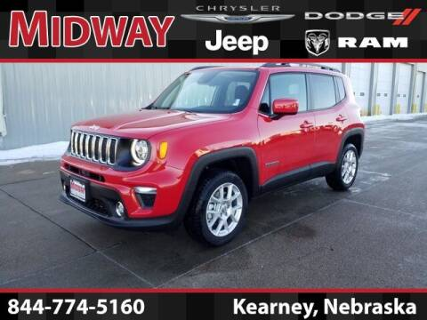2021 Jeep Renegade for sale at MIDWAY CHRYSLER DODGE JEEP RAM in Kearney NE