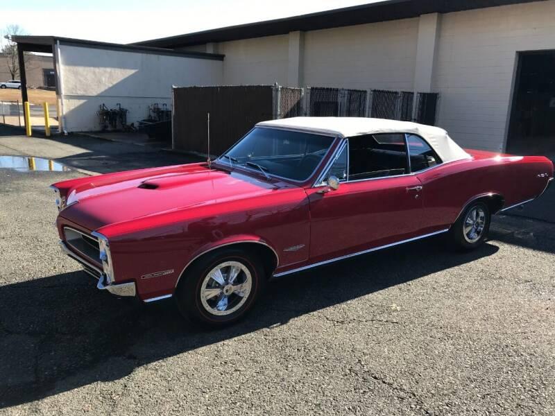 1966 Pontiac GTO for sale at AZ Classic Rides in Scottsdale AZ