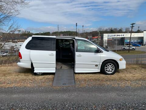 2000 Dodge Grand Caravan for sale at Hillside Motors Inc. in Hickory NC